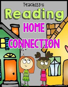 Reading: Home Connection #FREEBIE