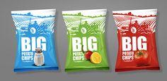 Big Chips PackagingClient : Egypt Food