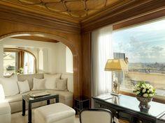 Penthouse Suite Villa Medici - detail