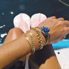 Long Lost Jewelry   Photo by Blogger Goldfishkiss @rebekah_steen