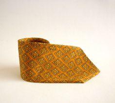 Vintage Silk Necktie Joseph Abboud by MaisonChantalMichael on Etsy