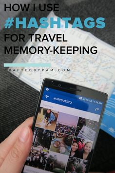When sharing travel photos,  there's one step that I *always* make sure to do before publishing those photos / tweets: add a hashtag. Why? Read on to find out!