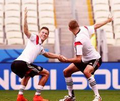 Erik Durm being Erik Durm. :* ♥