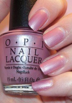 OPI Aphrodite's Pink Nightie