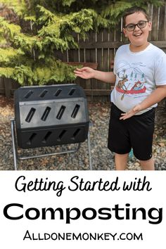 Composting: Tips to Get Started - All Done Monkey Flower Activities For Kids, Hands On Activities, Family Activities, Kindergarten Science Activities, Educational Activities, Detox Recipes, Smoothie Recipes, Service Projects For Kids, Outdoor Fun For Kids
