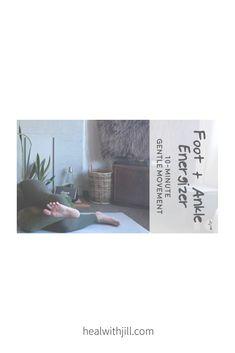 10-minute gentle movement. Healing