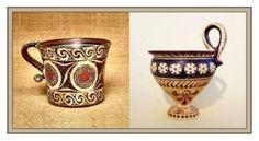 Minoan cups