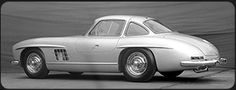 Mercedes-Benz 300SL Coupe History by Dan Jedlicka