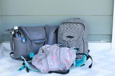Updated airport bag + momcation to Disneyland! – Marks of Motherhood