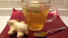Bevanda al the verde e ginger