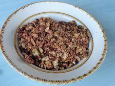Elaine's Homemade Healthy Granola Recipe