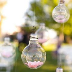 Fantastic DIY idea - and you can recycle too!