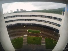 """Pic 35: #MonsoonAtWWI by #WWIStudent Vishal Tanna """"In the lap of Nature"""""""