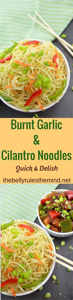This Burnt Garlic & Cilantro is one of the easiest recipes I have ever made.It's a versatile recipe as it requires a few ingredients.