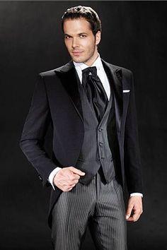 Tuxedo Tails black tie wedding - Google Search