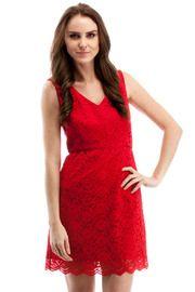 little red dress Shoptiques — Dresses