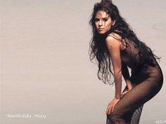 Pity, Young actress mathilda may