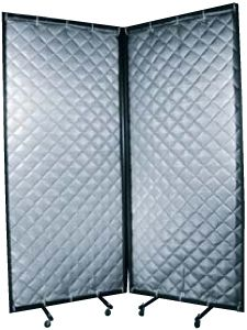 Quilted Curtains For Soundproofing And Noise Control In