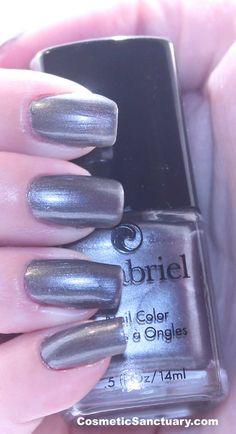 Gabriel Cosmetics Nail Polish in Manta Ray