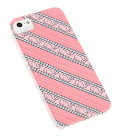 Tied to a Cure: Chappy Stripe iPhone 5 Case - 30% of all proceeds will benefit the Breast Cancer Alliance Vineyard Vines