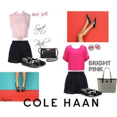 """""""Hit the Road With Cole Haan: Contest Entry"""" by destitutediva on Polyvore #ColeHaan #roadtrip #fashion #womenswear #outfit #forevernew #allyfashion #zimmermanwear #betseyjohnson"""
