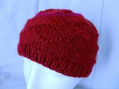 Posts Tagged 'man's hat and the extra thick yarn and simple pattern makes it fast to knit. Description from pattermetr.com. I searched for this on bing.com/images