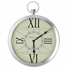 Pocket Watch Wall Clock - jcpenney