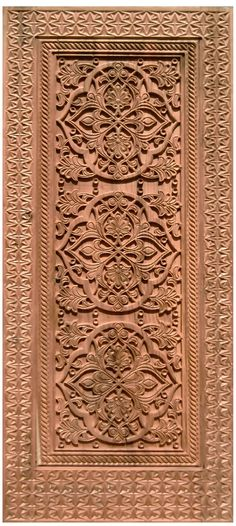 We manufacture these beautiful Teak Wood carved doors which are termite and water proof for lifetime.Our range of teak wood doors adores every place where they are installed across the globe.....do visit our website www.woodsidedoors.in for more......for details and model number of the door.....