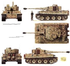 Tiger №311,3./s.Pz.Abt.502,july 1943