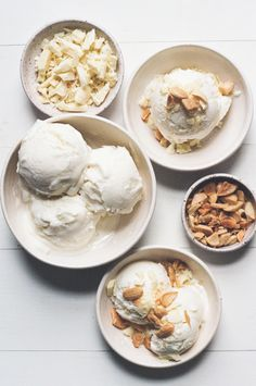 This recipe for gelato from brooks headily uses ricotta as its base -- http://www.apt2bbakingco.com