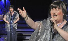 Susan Boyle impresses Liverpool on the first night of her UK tour