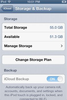 How-to: Manage your iCloud account's storage space
