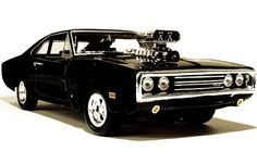 1970 Dodge Charger (Dom's from Fast and Furious)
