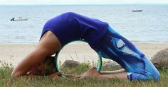 8 Brilliant Ways to Use a Yoga Wheel to Boost Your Practice