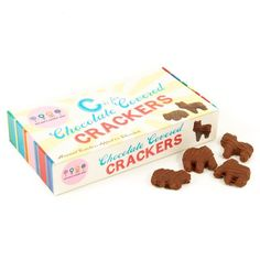 Dylan's Candy Bar  get chocolate covered animal crackers