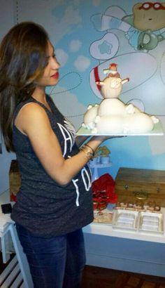 El #babyshower de Sara Carbonero