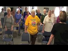Geneva Senior Citizens Exercise Part 2