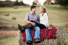 sweet fall engagement session | Bamber Photography