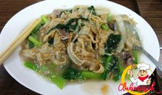 Resep Kwetiau Siram, Resep Hidangan Cina Favorit, Club Masak