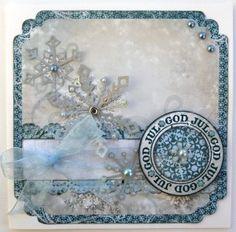 Julkort hela året - publisert i The Paper Crafting mars 2014: http://thepapercrafting.com/julkort-hela-aret/