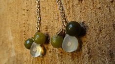 olive you by jeweldesignsbyred on Etsy, $23.00