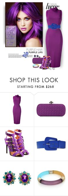 """Be Real, Be You"" by mcheffer ❤ liked on Polyvore featuring L'Wren Scott, Bottega Veneta, Roland Mouret, Maison Margiela and Daum"