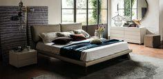 Cattelan Italia Adam bed by Gino Carollo