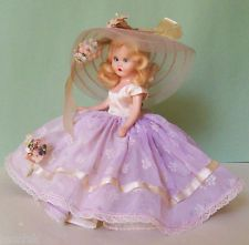 411 GIRL OF MY DREAMS ALL-TIME HIT PARADE SERIES NANCY ANN STORYBOOK DOLL