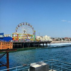 Santa Monica beach front. Only 3 more days..