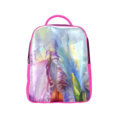 Abstract mystical Popular Backpack (Model 1622)