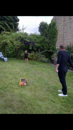 Dan and Phoebe