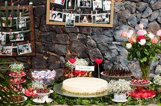 Encanto Simples - {Decoração de Casamentos Vintage, Craft, Rústico, Retrô e Criativos} Curitiba-PR: Casamento Karin & Luiz – {by Encanto Simples + noivos}