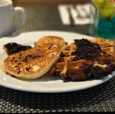 Belgium  waffles & pancakes  - #brussels #brussels #bruxelles #bruxelas #belgica #belgica #nofilter #nofilters #nofilter #instapics #instapic #instatravel #travel #traveling #travelgram #travelingtheworld #food #foodie #foodpics #foodporn #foodlover #waffles #waffletime #gofres #pancakes
