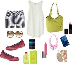 """Walking Around Town :)"" by mclucky16 on Polyvore"